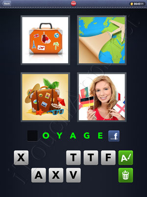 4 Pics 1 Word Level 1529 Solution