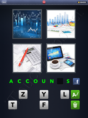4 Pics 1 Word Level 1530 Solution