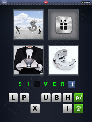 4 Pics 1 Word Level 1531 Solution