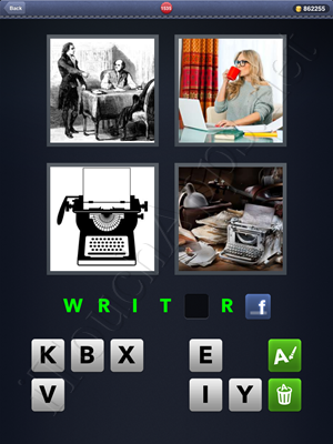 4 Pics 1 Word Level 1535 Solution