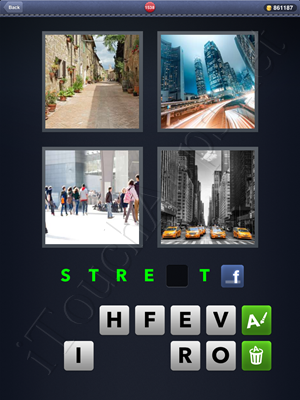 4 Pics 1 Word Level 1538 Solution