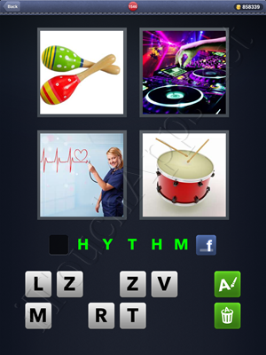 4 Pics 1 Word Level 1546 Solution