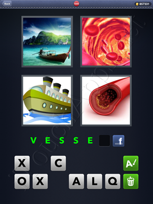 4 Pics 1 Word Level 1549 Solution