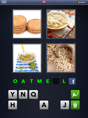 4 Pics 1 Word Level 1558 Solution