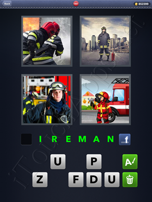 4 Pics 1 Word Level 1561 Solution