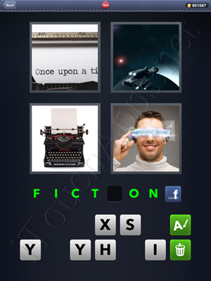 4 Pics 1 Word Level 1563 Solution