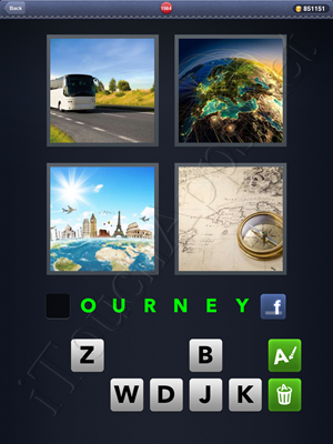 4 Pics 1 Word Level 1564 Solution