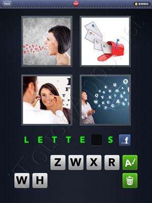 4 Pics 1 Word Level 1567 Solution