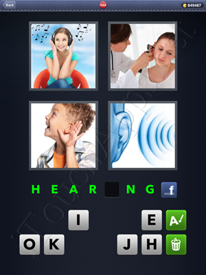4 Pics 1 Word Level 1568 Solution