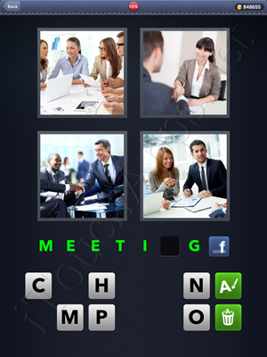 4 Pics 1 Word Level 1570 Solution