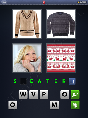 4 Pics 1 Word Level 1577 Solution