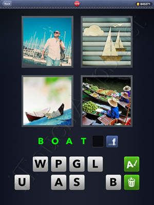 4 Pics 1 Word Level 1579 Solution