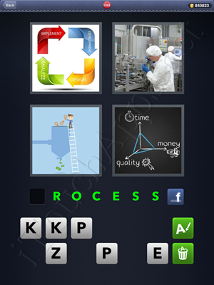 4 Pics 1 Word Level 1592 Solution