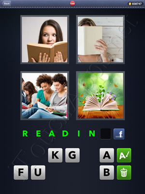 4 Pics 1 Word Level 1598 Solution