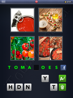 4 Pics 1 Word Level 1600 Solution
