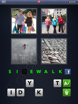 4 Pics 1 Word Level 1603 Solution