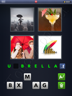 4 Pics 1 Word Level 1604 Solution