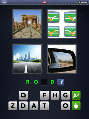 4 Pics 1 Word Level 1631 Solution