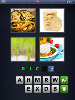 4 Pics 1 Word Level 1646 Solution