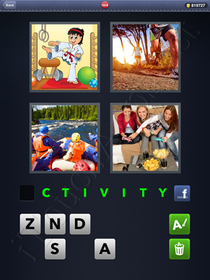 4 Pics 1 Word Level 1658 Solution