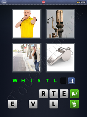 4 Pics 1 Word Level 1661 Solution