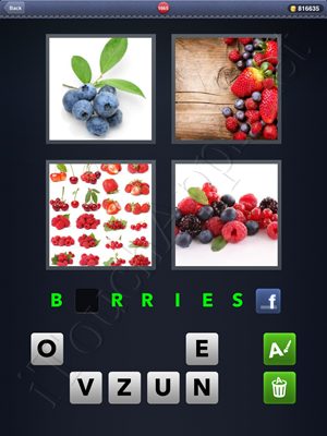 4 Pics 1 Word Level 1665 Solution