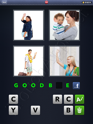 4 Pics 1 Word Level 1666 Solution