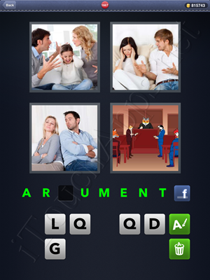 4 Pics 1 Word Level 1667 Solution