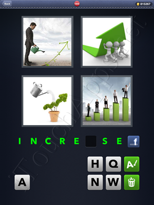 4 Pics 1 Word Level 1668 Solution