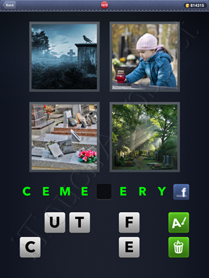4 Pics 1 Word Level 1670 Solution