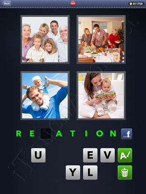 4 Pics 1 Word Level 1676 Solution
