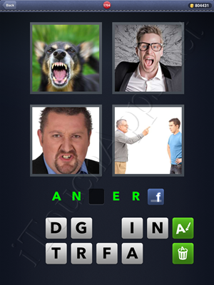4 Pics 1 Word Level 1704 Solution