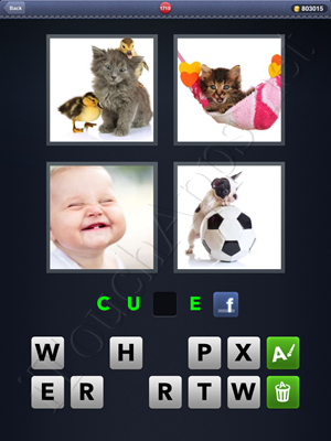 4 Pics 1 Word Level 1710 Solution