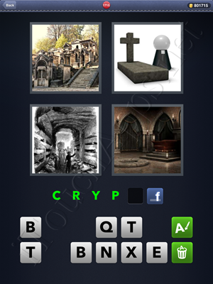 4 Pics 1 Word Level 1715 Solution