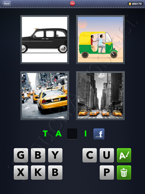 4 Pics 1 Word Level 1721 Solution