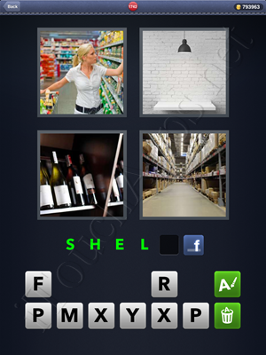 4 Pics 1 Word Level 1742 Solution