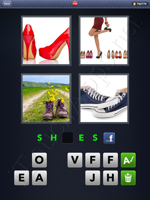 4 Pics 1 Word Level 1746 Solution