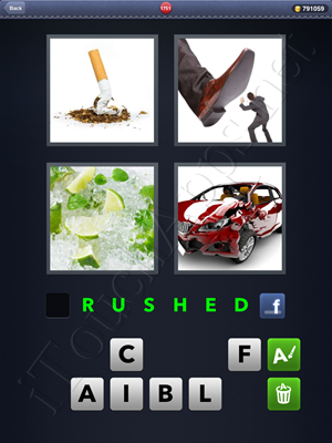 4 Pics 1 Word Level 1751 Solution