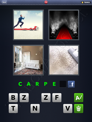4 Pics 1 Word Level 1762 Solution