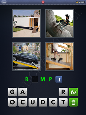 4 Pics 1 Word Level 1767 Solution