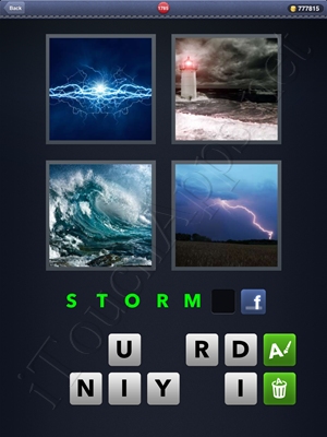 4 Pics 1 Word Level 1785 Solution