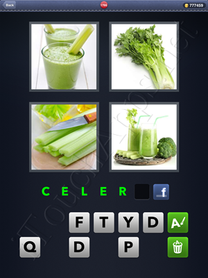 4 Pics 1 Word Level 1786 Solution