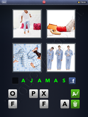 4 Pics 1 Word Level 1789 Solution