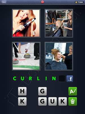 4 Pics 1 Word Level 1797 Solution