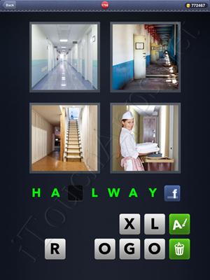 4 Pics 1 Word Level 1798 Solution