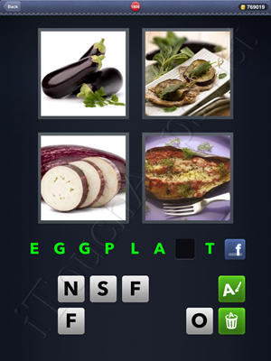 4 Pics 1 Word Level 1806 Solution