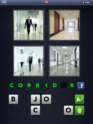 4 Pics 1 Word Level 1808 Solution