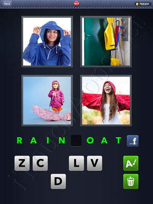 4 Pics 1 Word Level 1814 Solution