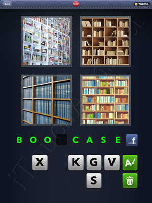 4 Pics 1 Word Level 1815 Solution