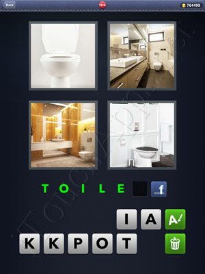 4 Pics 1 Word Level 1816 Solution